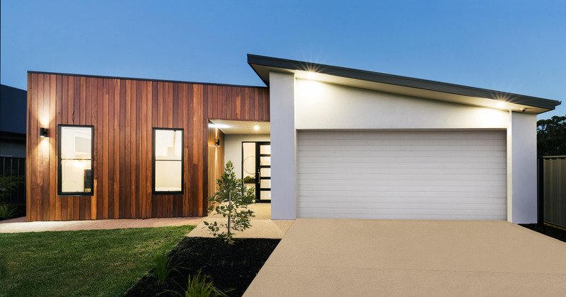 Modern driveway and turf laying for front and back yard of a house - Mornington Peninsula Vic