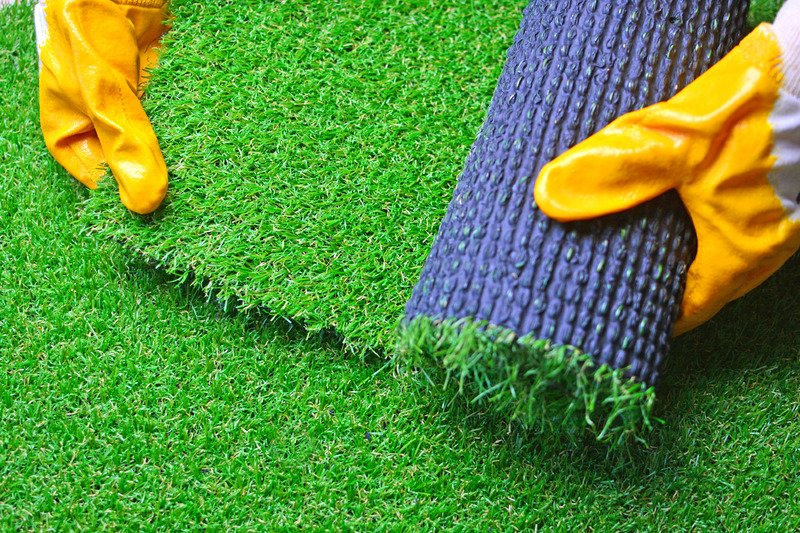 High quality, artificial grass roll - Mornington